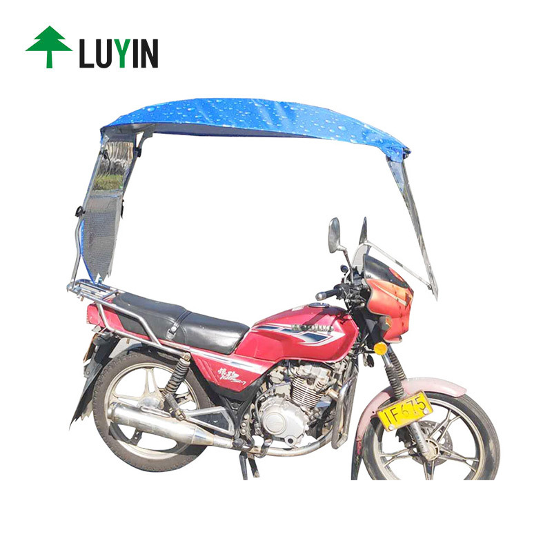 Windproof Motorcycle Motorbike Umbrella Durable LYM-111