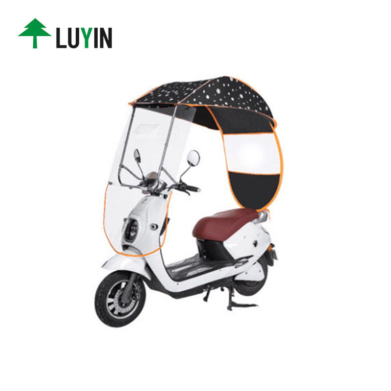 Mobility Scooter Canopy E-BIKE Umbrella Covers LYE-222