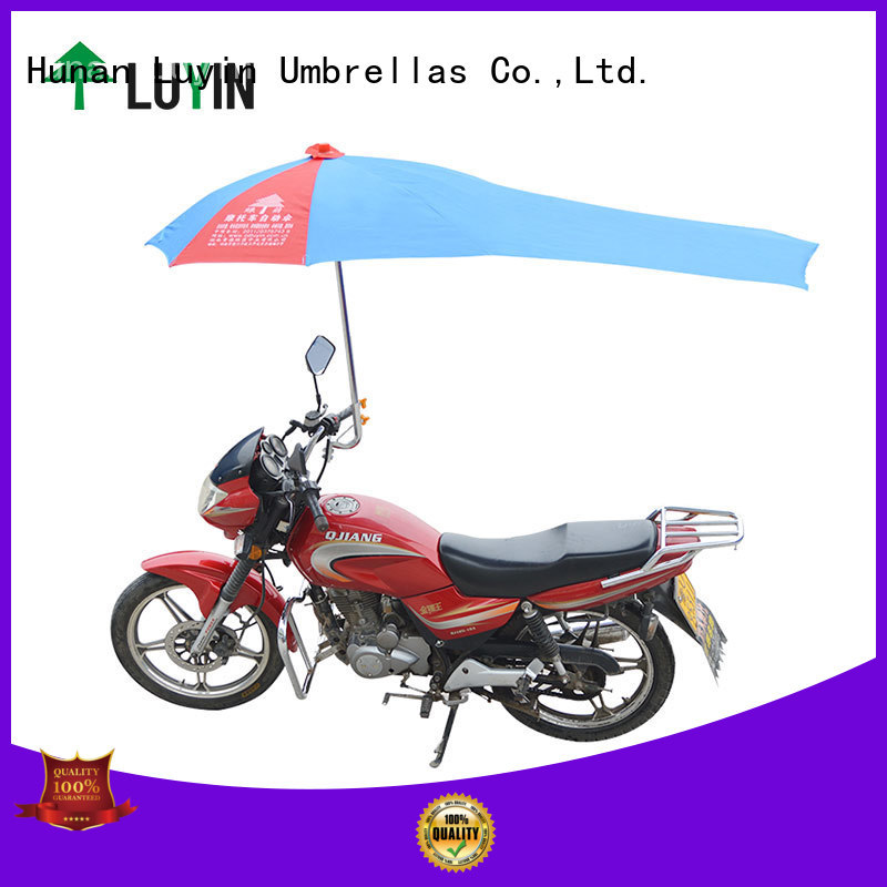 Custom tricycle umbrella factory for motorcycles
