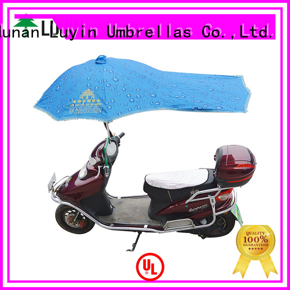 Luyin scooter umbrella Supply for sunshade