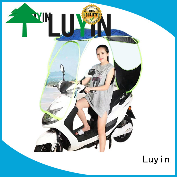 Luyin New umbrella holder for mobility scooter Supply for E-Bike