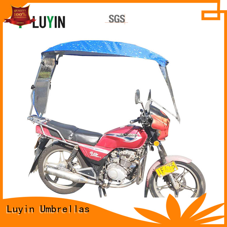 Luyin Wholesale better umbrella commercial Supply for windproof