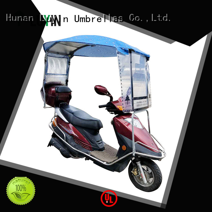 Wholesale two wheeler umbrella manufacturers for sunshade