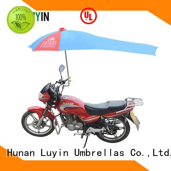 High-quality dirt bike umbrella Supply for windproof