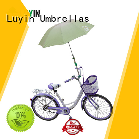 Luyin New scooter umbrella holder for business for baby carriage