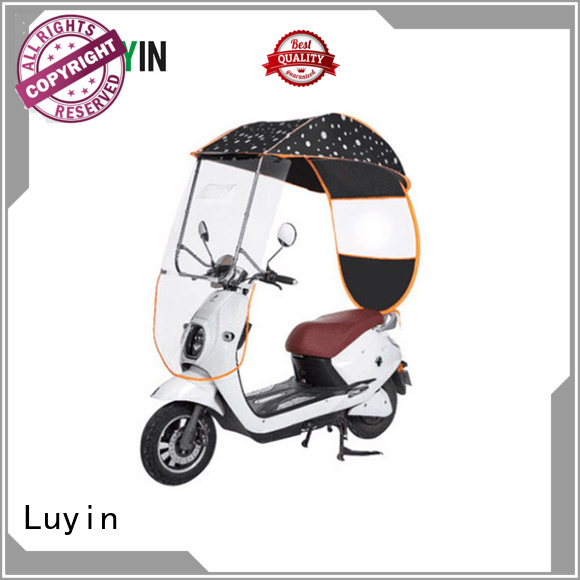 Luyin New ebike accessories Suppliers for rain protection