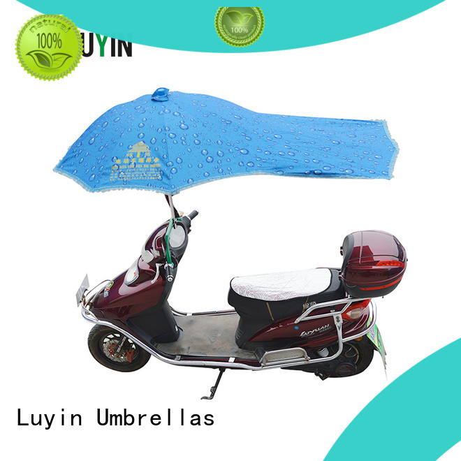 Luyin mobility scooter umbrella for business for electric scooter