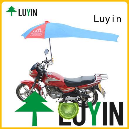 Luyin motorcycle sun shade company for windproof