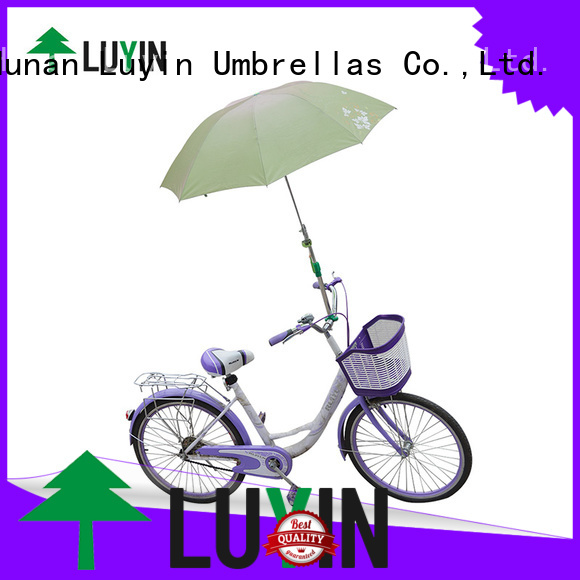 High-quality wheelchair umbrella holder factory for bicycle umbrellas