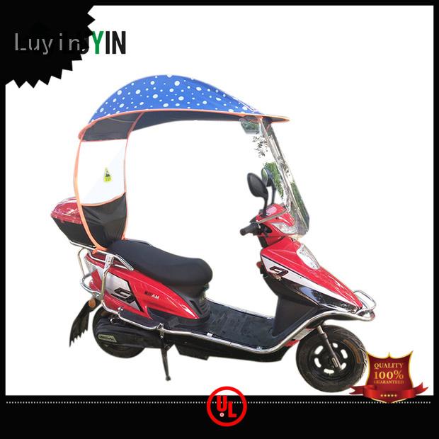 Luyin bike umbrella in india company for E-Bike