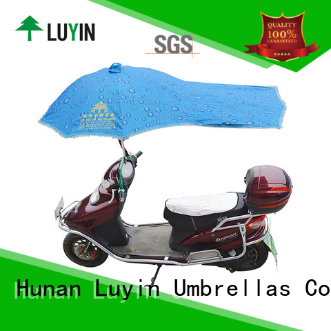 Luyin fold up umbrella Supply for windproof