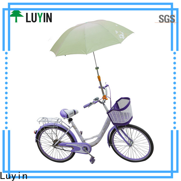 Best walking stick holder for mobility scooter for business for bicycle umbrellas