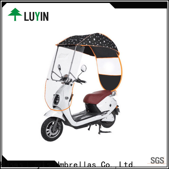 Luyin Wholesale electric scooter umbrella manufacturers for electric scooter