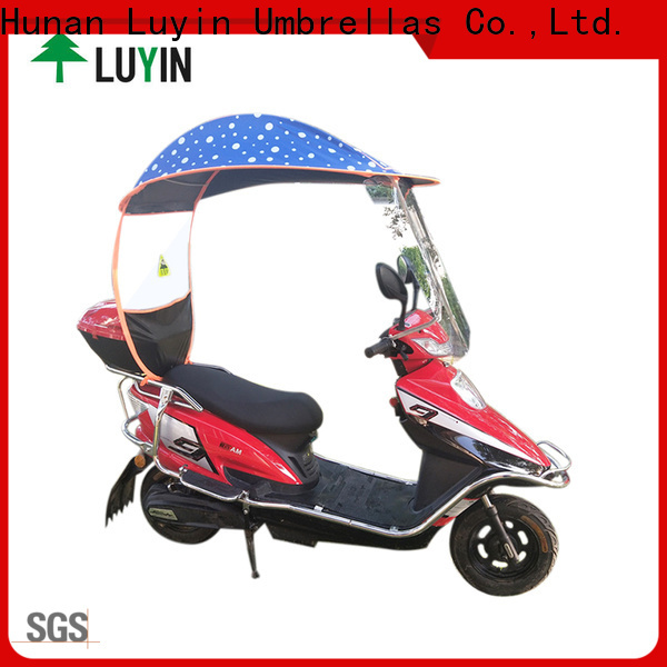Top mobility scooter umbrella for business for electric scooter