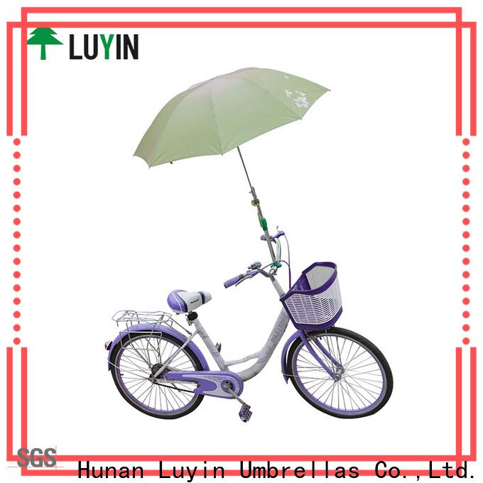 Luyin bike umbrella mount manufacturers for motorcycles umbrellas