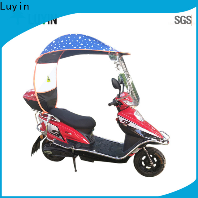 Luyin Wholesale bike umbrella in india factory for electric scooter
