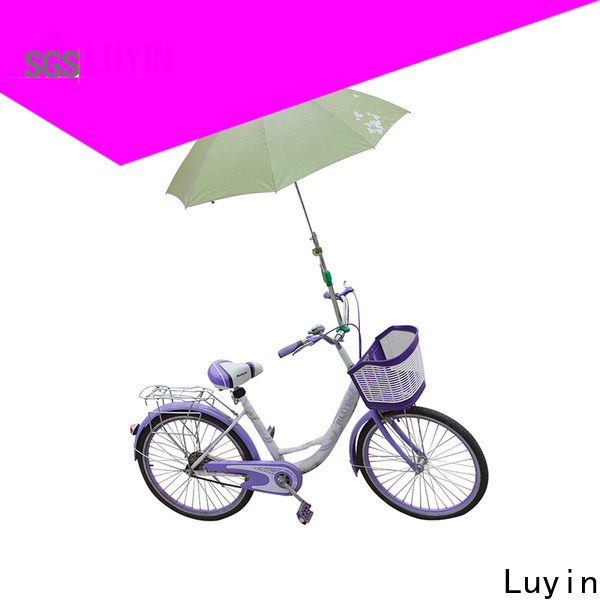 High-quality umbrella mount for bike company for bicycle umbrellas