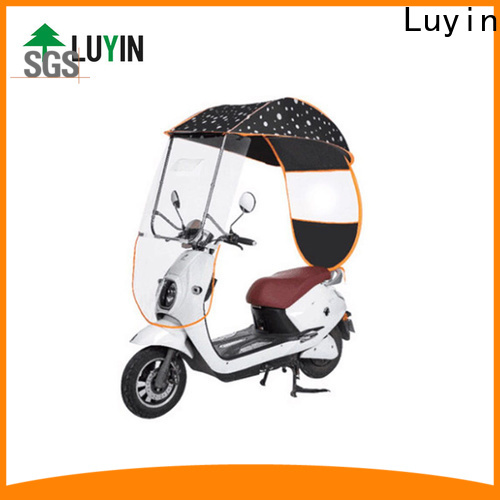 Luyin Top ebike accessories Suppliers for windproof