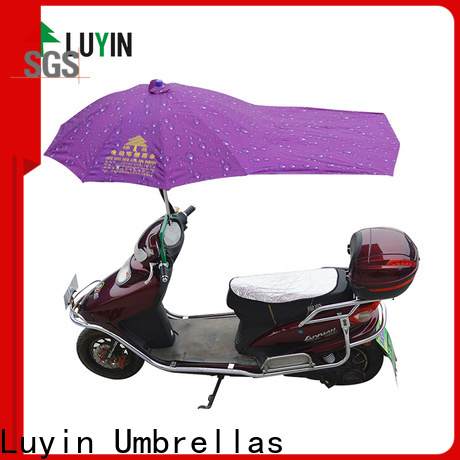 Luyin Latest mobility scooter umbrella Supply for windproof