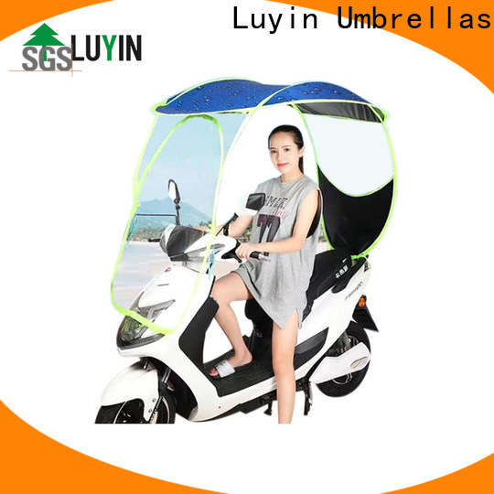 Top umbrella mount for bike factory for electric scooter