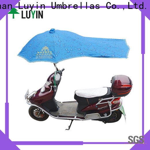 Luyin Custom scooter sun shade company for electric scooter