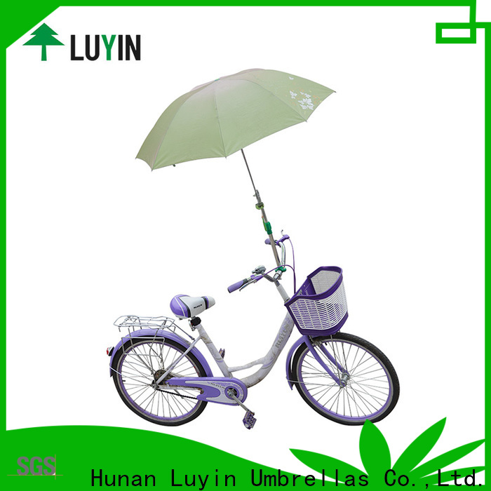 Luyin Latest umbrella mount for stroller Suppliers for wheel chair