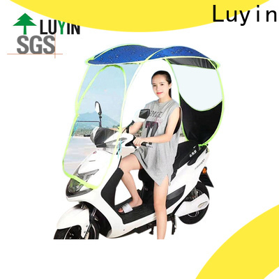 Luyin Custom scooter roof attachment factory for sunshade