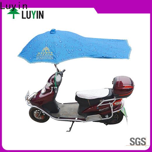 Luyin motorbike umbrella india Supply for rain protection