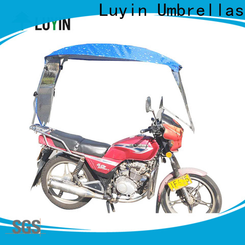 Luyin tricycle umbrella Suppliers for windproof
