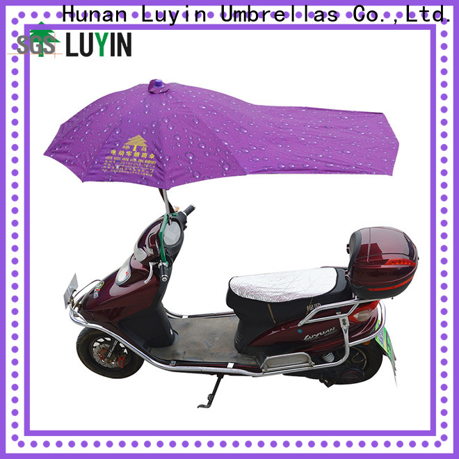 Luyin umbrella mount for bike for business for electric scooter
