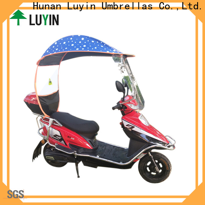 Luyin motorbike umbrella china Suppliers for windproof