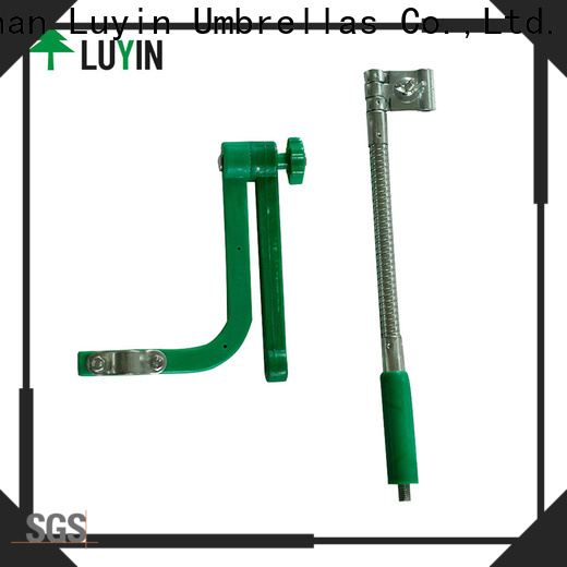 Luyin Latest scooter umbrella holder for business for motorcycles umbrellas