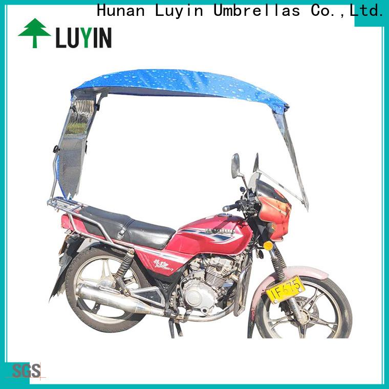 Luyin Wholesale motorcycle umbrella wholesale Supply for windproof