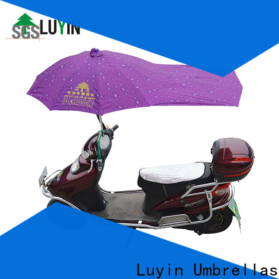Luyin Custom electric scooter umbrella company for electric scooter