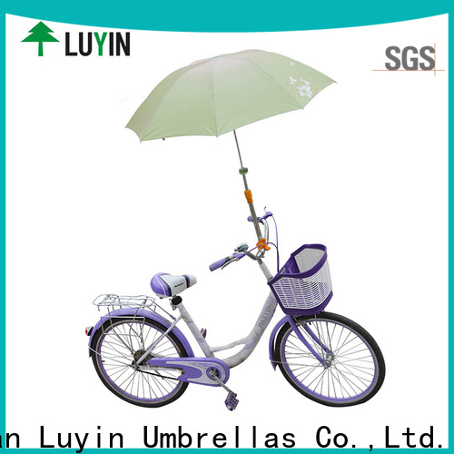 New umbrella holder for mobility scooter Suppliers for bicycle umbrellas