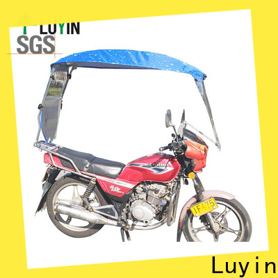 Luyin better umbrella commercial factory for motorcycles