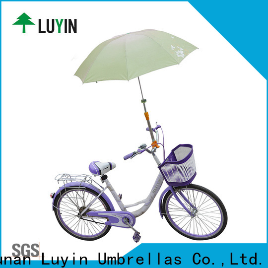 Luyin Best bicycle umbrella mount Suppliers for wheel chair