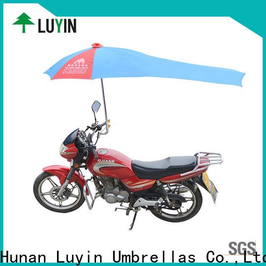 Luyin High-quality moto umbrella Supply for windproof