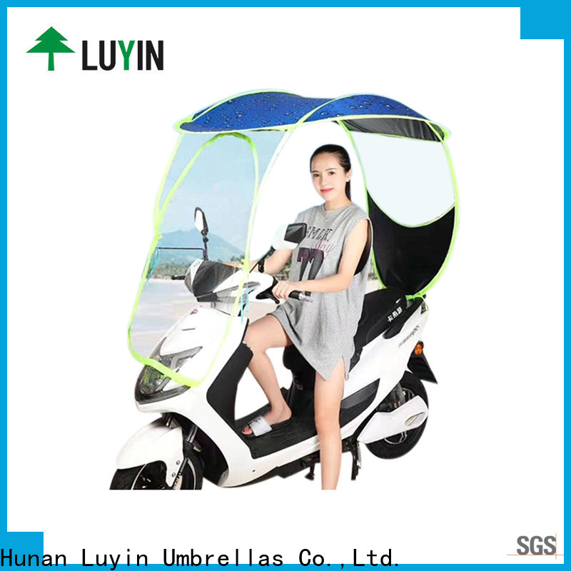 Luyin scooter shade for business for sunshade