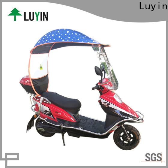 Luyin bicycle rain umbrella company for sunshade