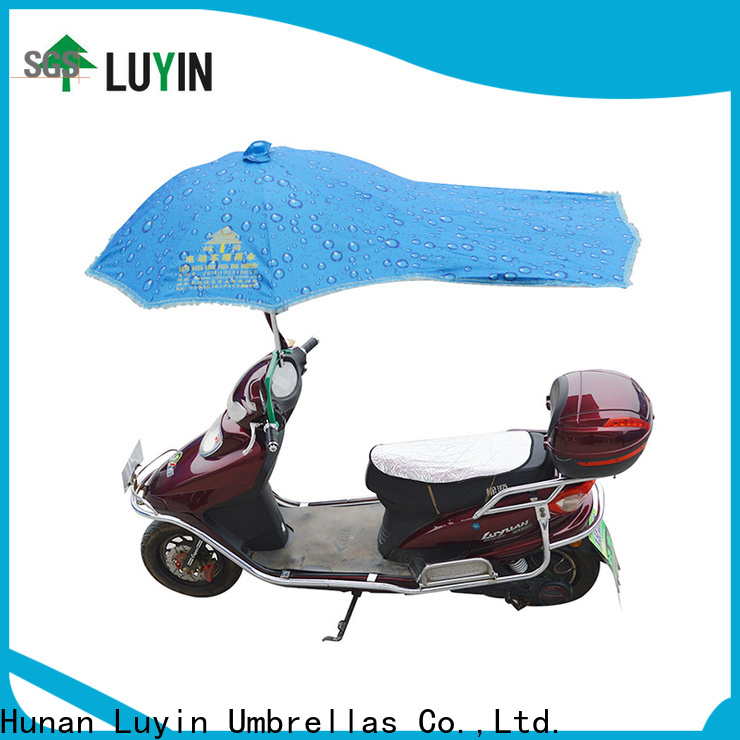 Luyin scooter roof attachment india for business for rain protection