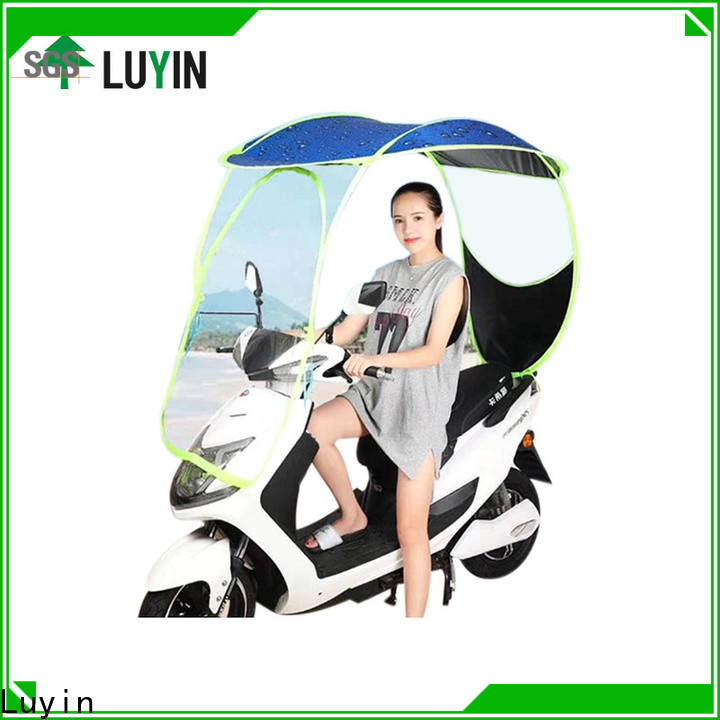 Luyin cycling umbrella manufacturers for windproof