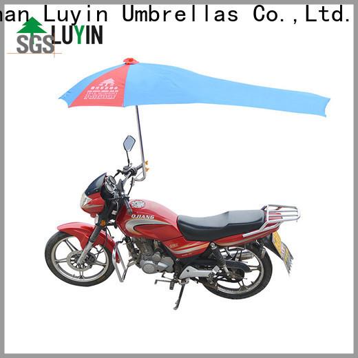 Best motorcycle umbrella Suppliers for windproof