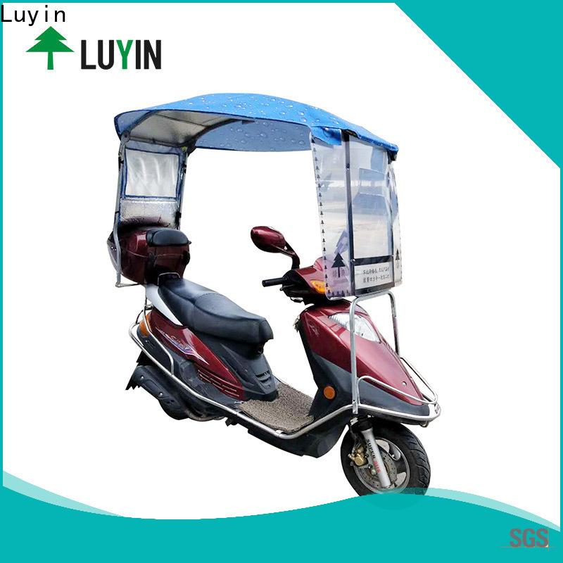 Luyin New e-bike umbrella factory for sunshade