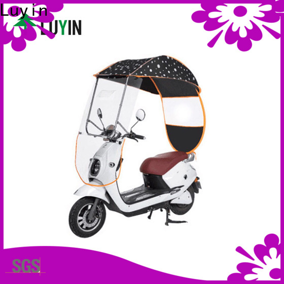 Luyin Top bicycle umbrella Suppliers for sunshade