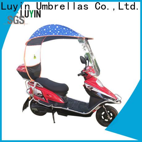 Luyin umbrella mount for bike factory for E-Bike