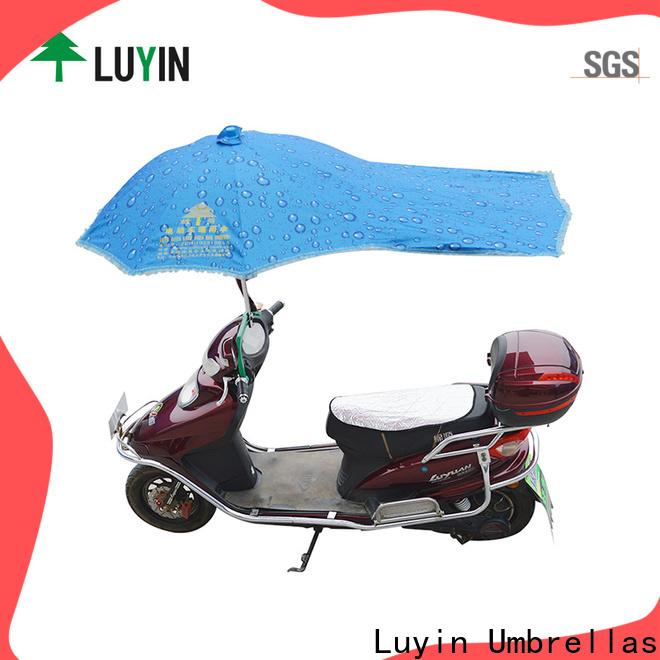 Latest 2 wheeler umbrella company for sunshade