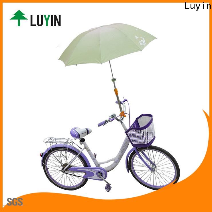 Luyin bike umbrella holder Suppliers for bicycle umbrellas