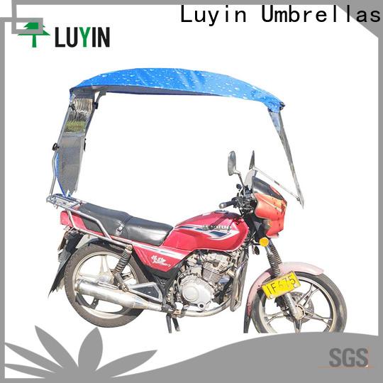 Luyin Custom bike umbrella high quality for business for sunshade