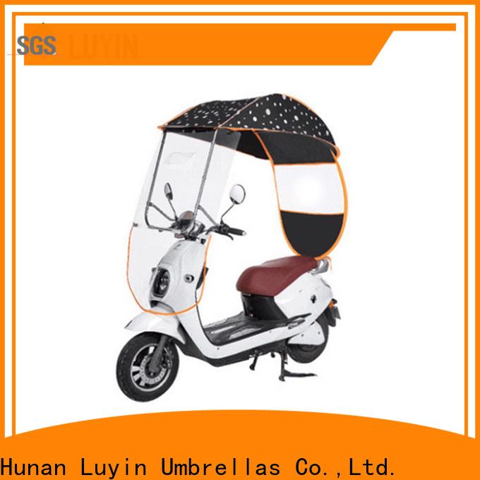 Luyin High-quality bike umbrella flipkart manufacturers for E-Bike
